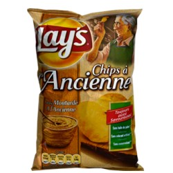 LAYS ANC MOUTARDE 120G