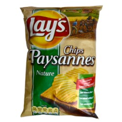 LAYS PAYSANNE SEL 145G