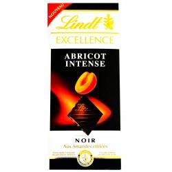 LINDT EXCELLE NOIR ABRICOT