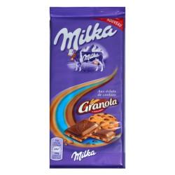 MILKA GRANOLA 2X100G /28