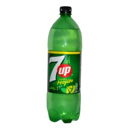 7UP MOJITO PET 1,5L