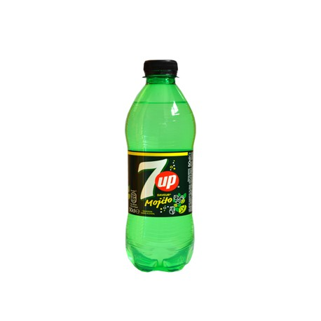 7UP MOJITO PET 500ML