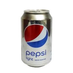 PEPSI LIGHT BOITE 33CL
