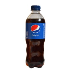 PEPSI REG PET 500ML