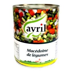 AVRIL MARCEDOINE