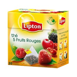 20E THE 5 FRUITS LIPTON