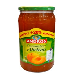 ANDROS CONF ABRI 1KG+ 200G