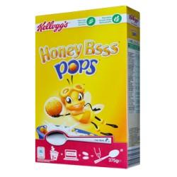 KELLOGG'S MIEL POPS 375G