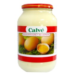 CALVE MAYONNAISE 825ML