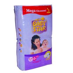 BABY STAR TWINS MINI 54X4(3-6K