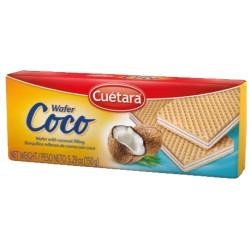 CUETERA GAUFRETTE COCO 150 GR