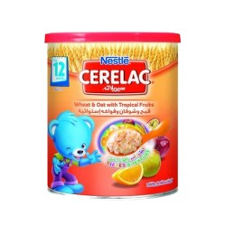 CERELAC WHEAT ET OAT WITH ET TR